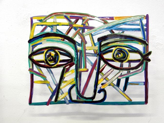 Graffiti Face 3