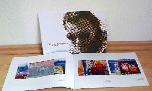 Katalog Jörg Döring- born to make art