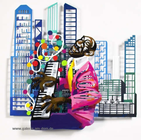 Jazz and the City - Pianist