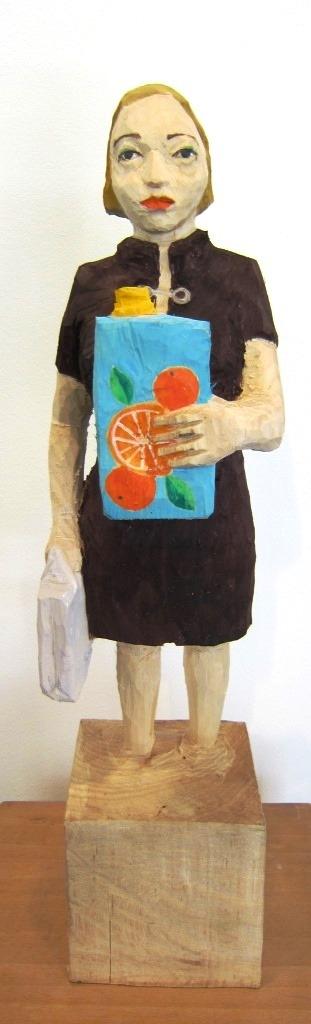 Edekafrau mit Amica-Tasche (912)