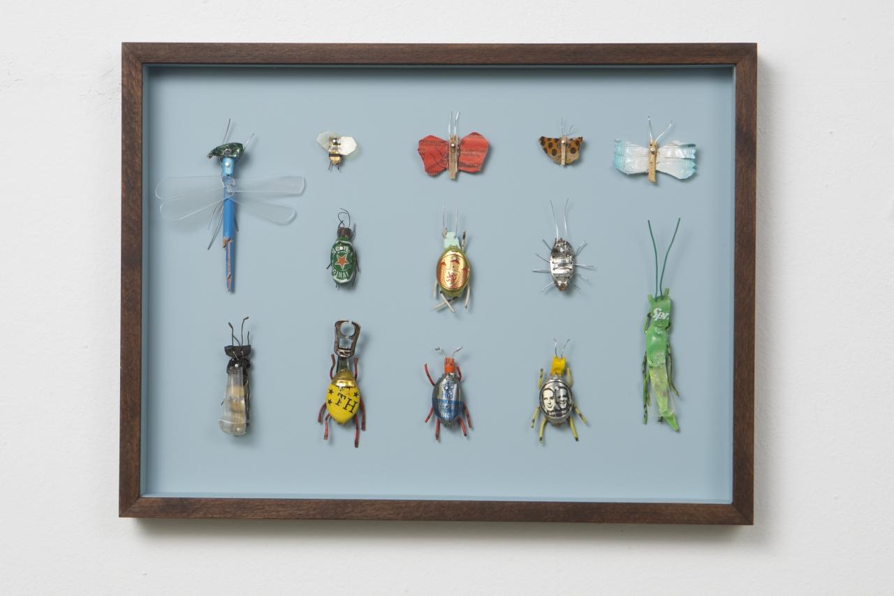 Insektenkasten (Mai VI)