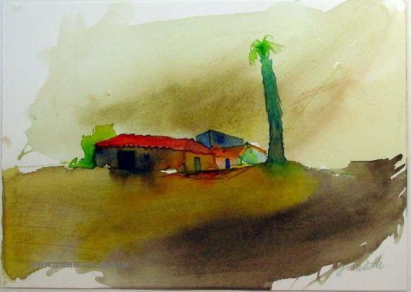 Landschaft Teneriffa (Gos5)