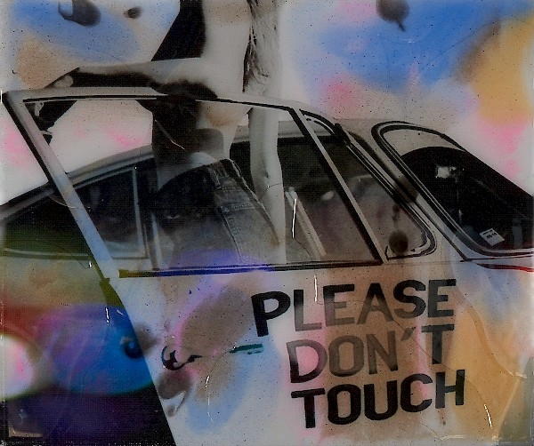 Don't Touch - Epoxy