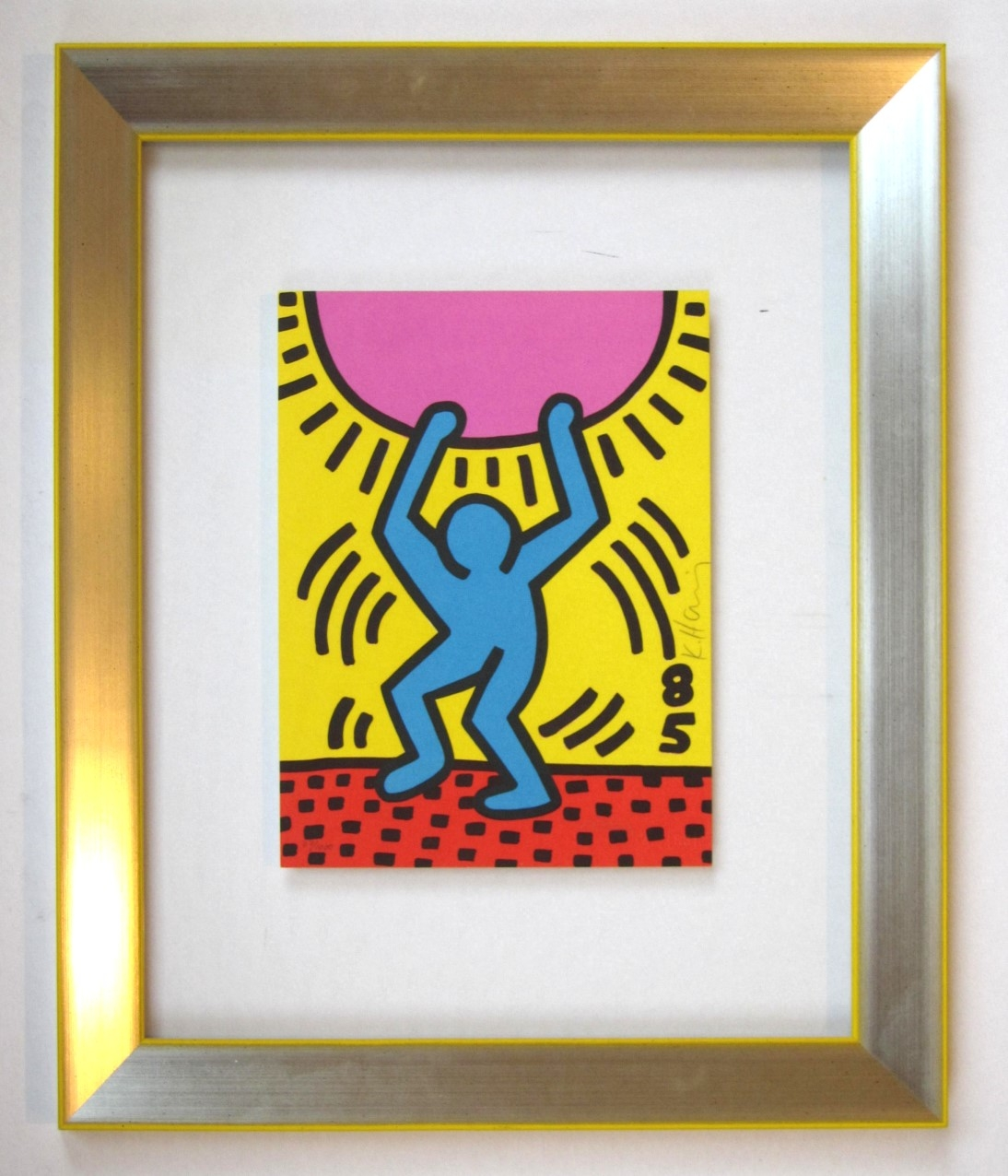 Keith Haring: International Youth Day