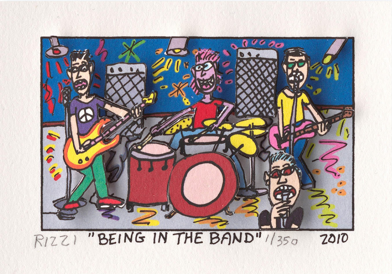 Being in the Band