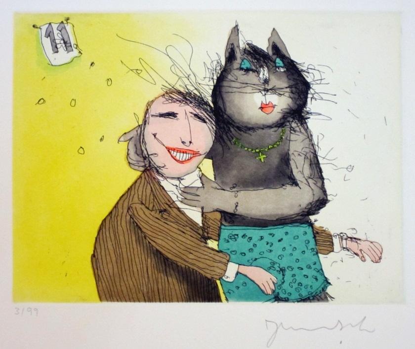 Katze No. 11