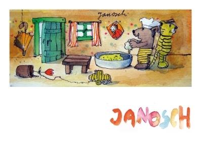 Janosch Broschüre 2007
