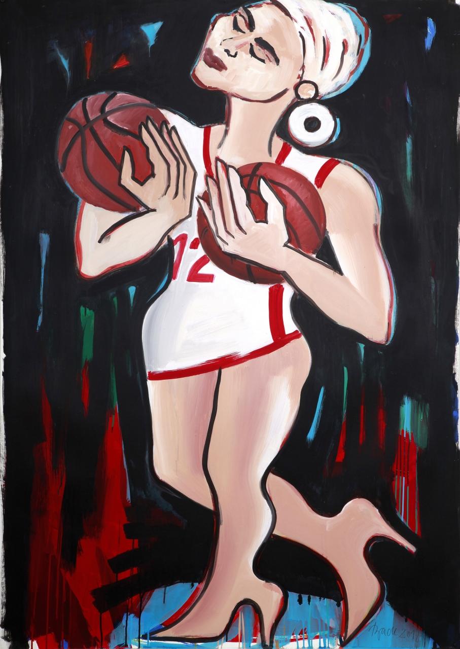 Basketball aus Liebe