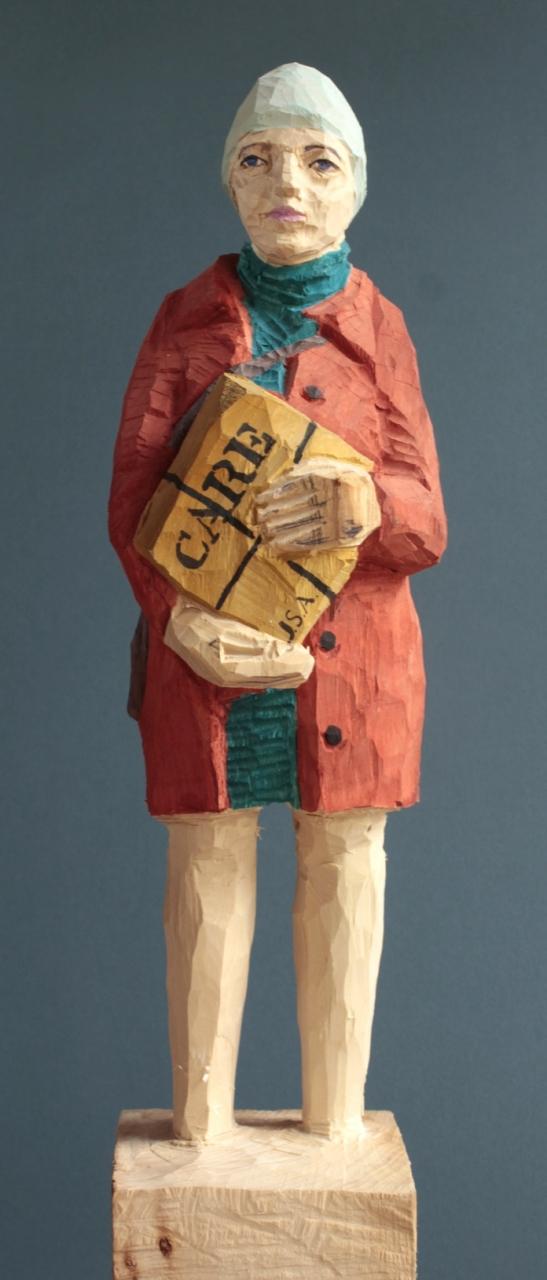 Edekafrau (923) mit Care-Paket