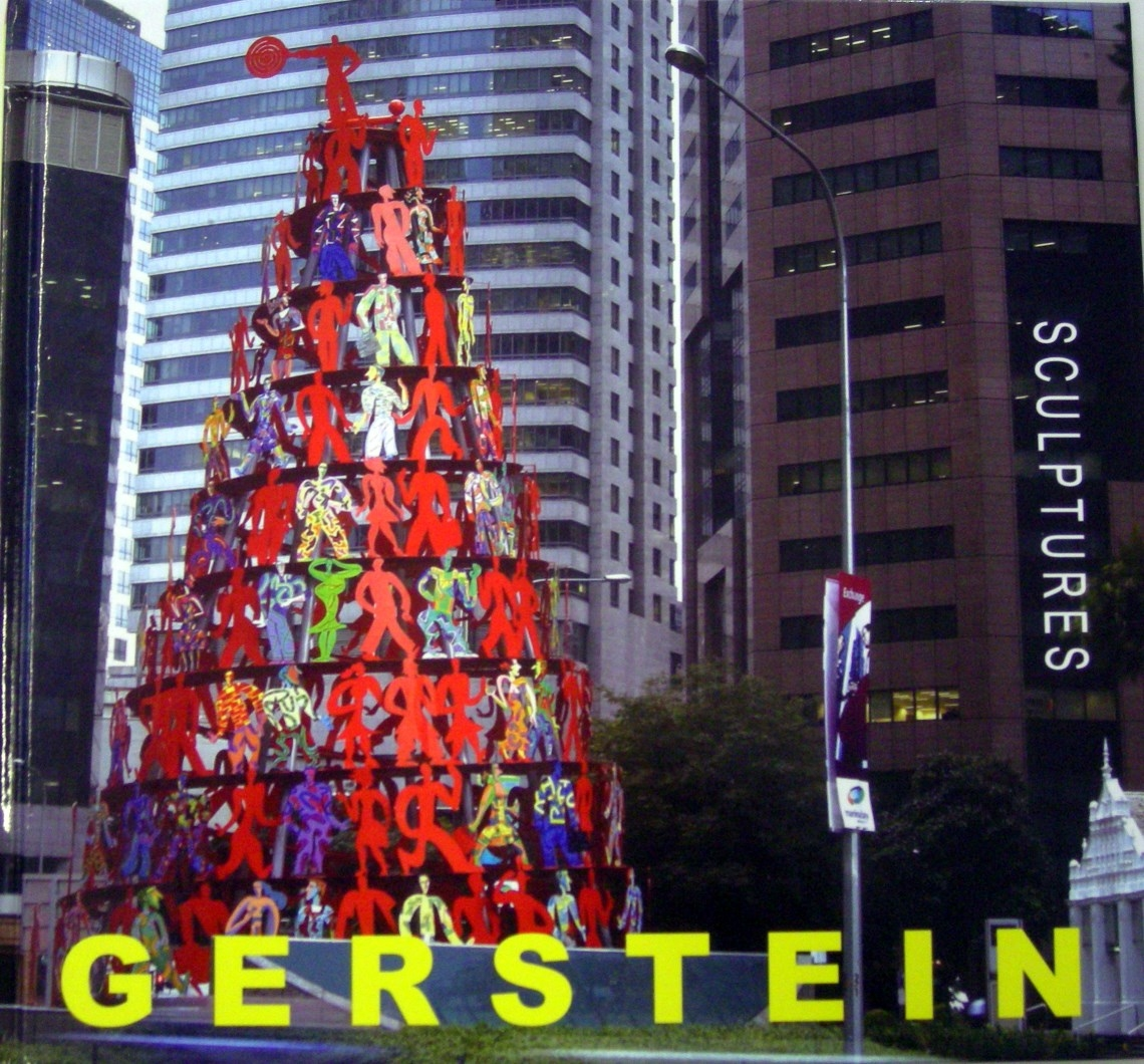 David Gerstein Sculptures Katalog