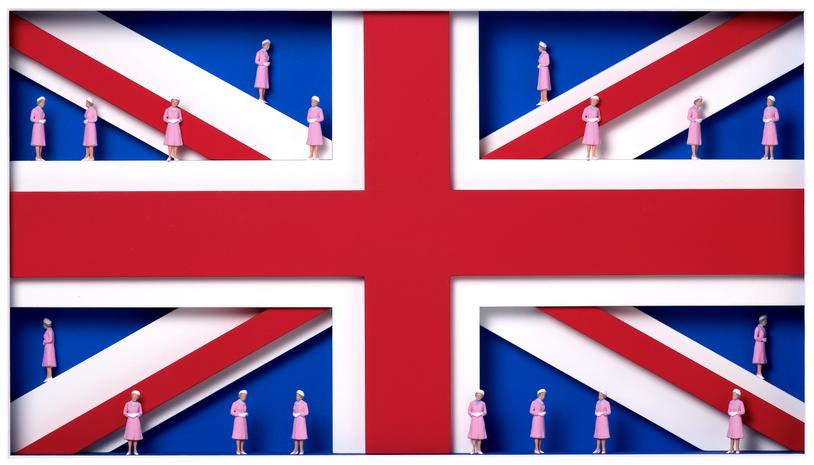 Großbritannien - The Queen is Everywhere