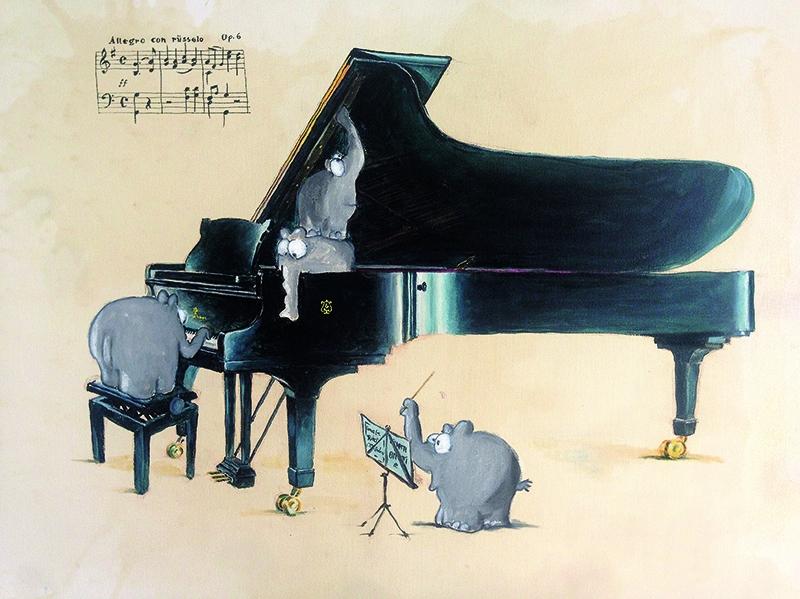 Allegro Con Rüsselo
