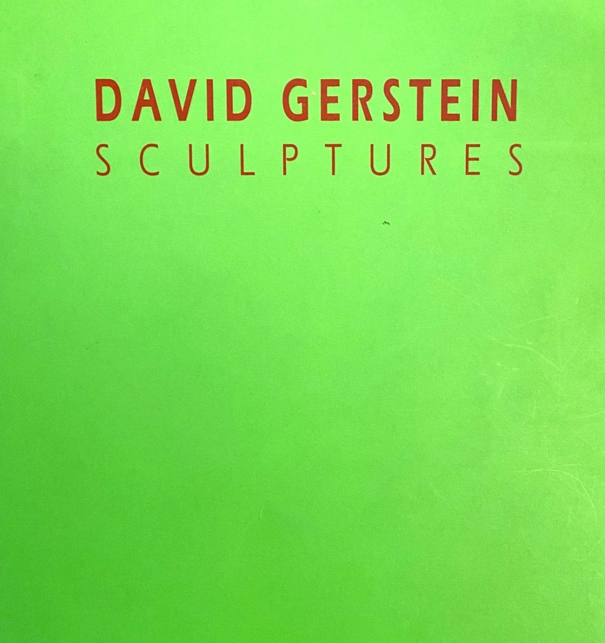 David Gerstein - Sculptures