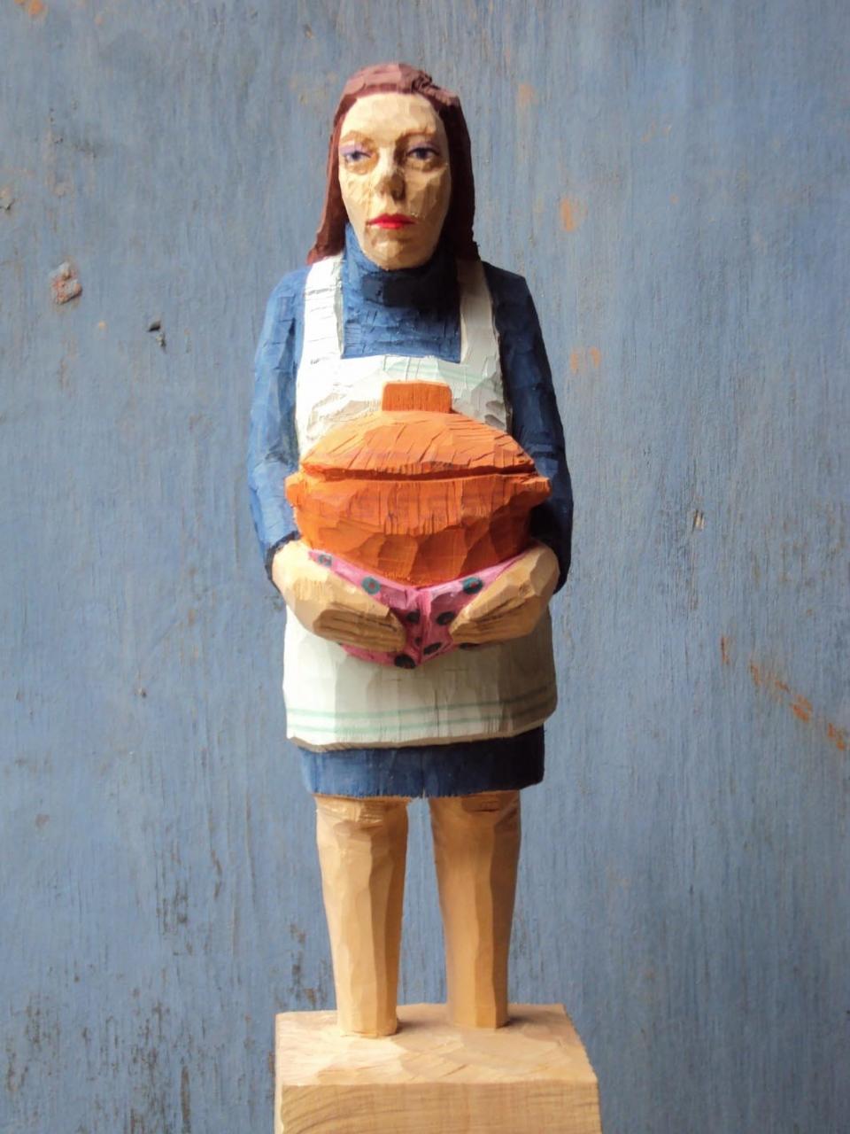 Edeka Frau [510]