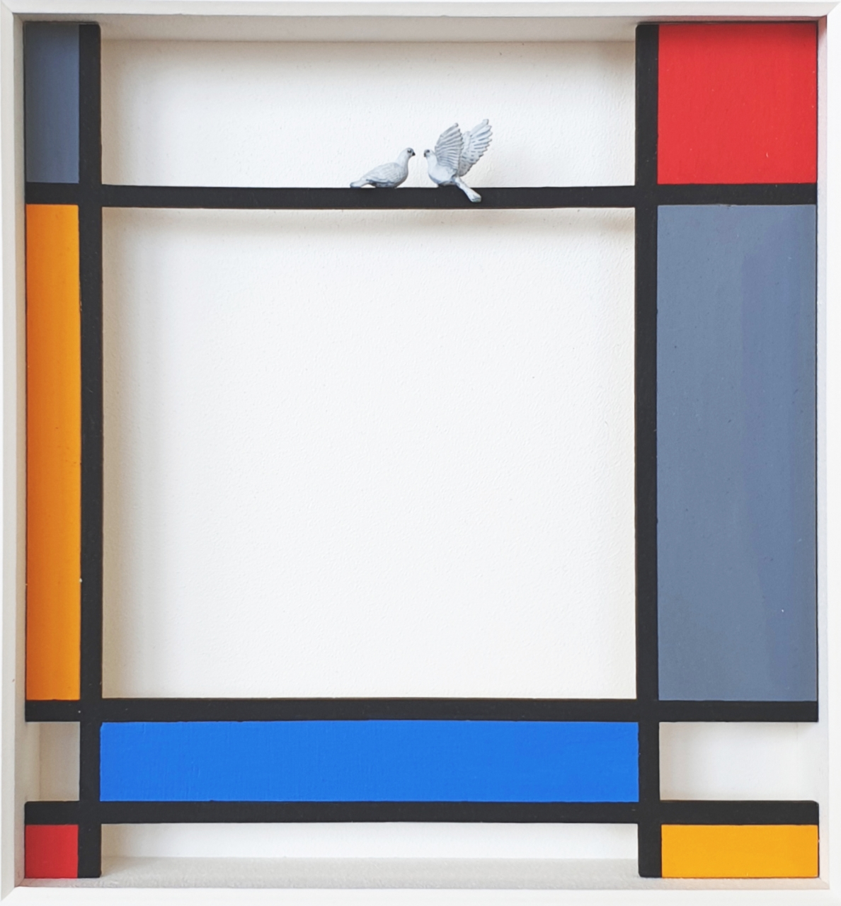Perch - Homage à Mondrian