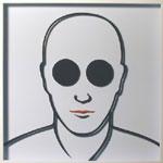 Punkt und Linie 28 (Sonnenbrille)