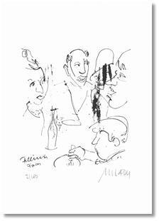 Fellinis Faces