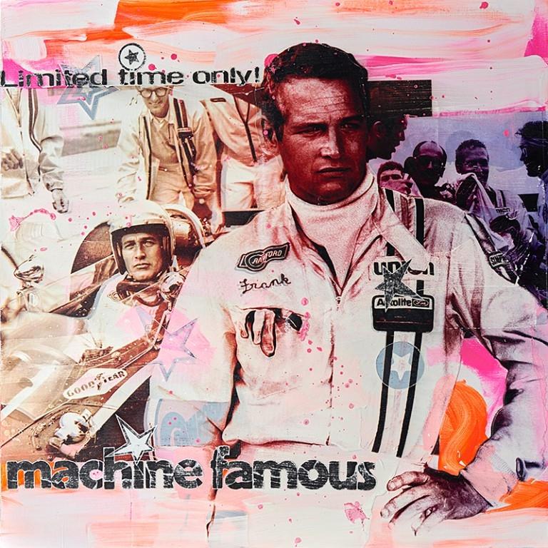 Machine Famous - One of Nine