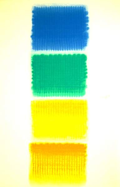 Vier Lyrische Farben