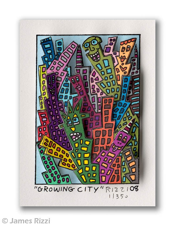 Growing City