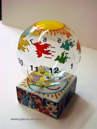 Uhr: Clock Art