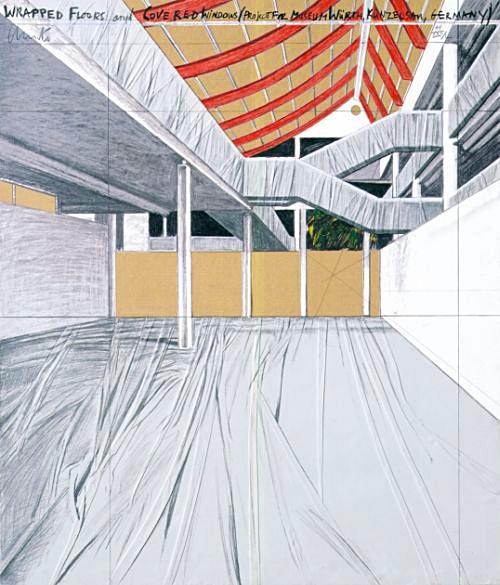 Projekt für Museum Würth (1995)