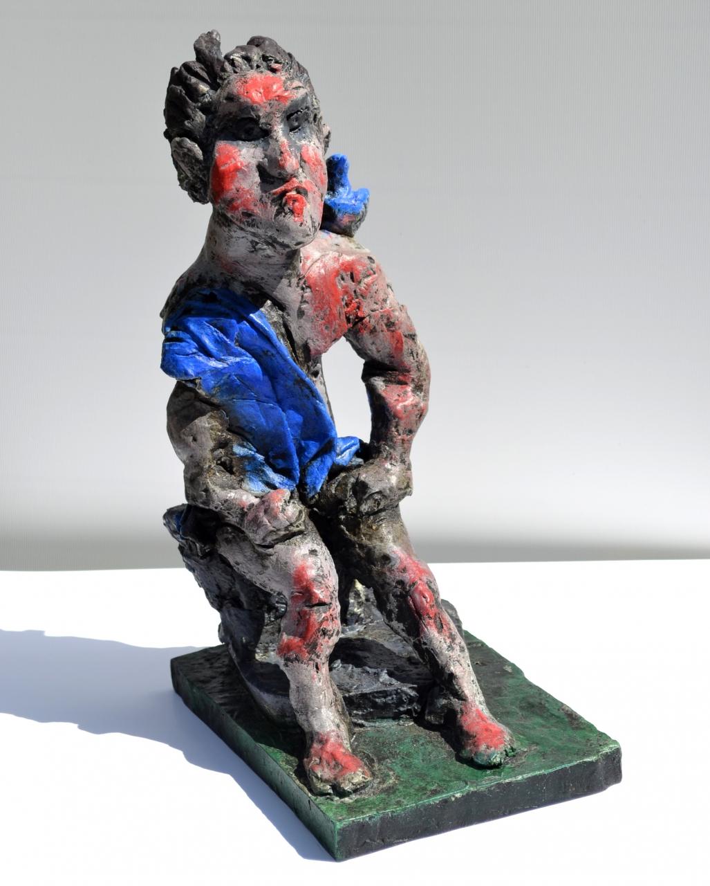 Beethoven, blau 2011