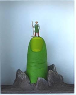 Der grüne Daumen