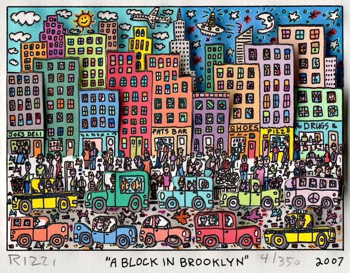 A Block in Brooklyn