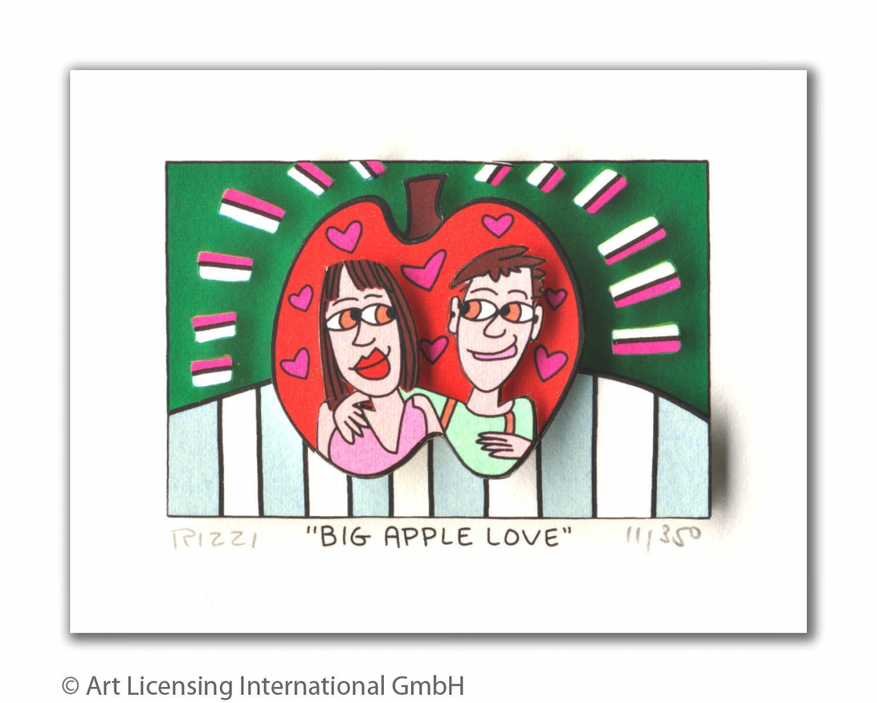 Big Apple Love