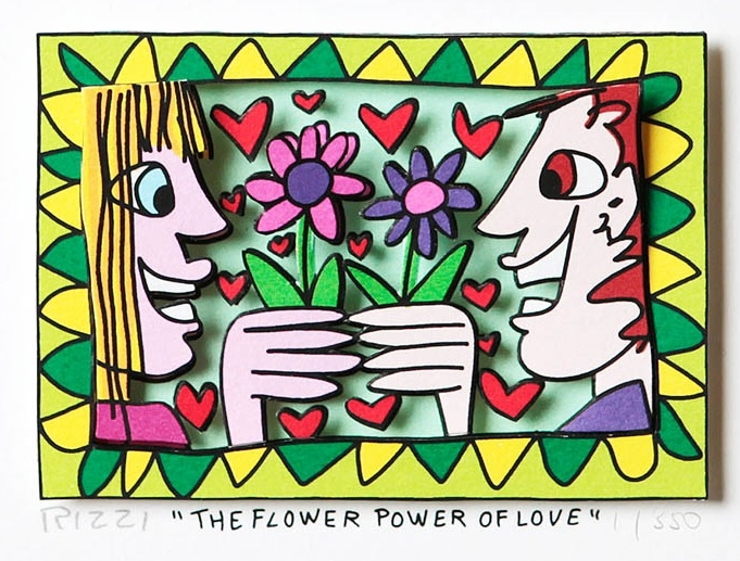 The Flower Power of Love