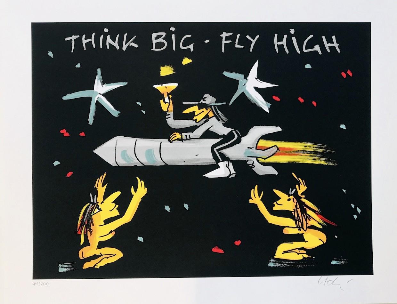 Think Big - Fly High