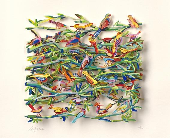 Exotic Birds (PAPER)