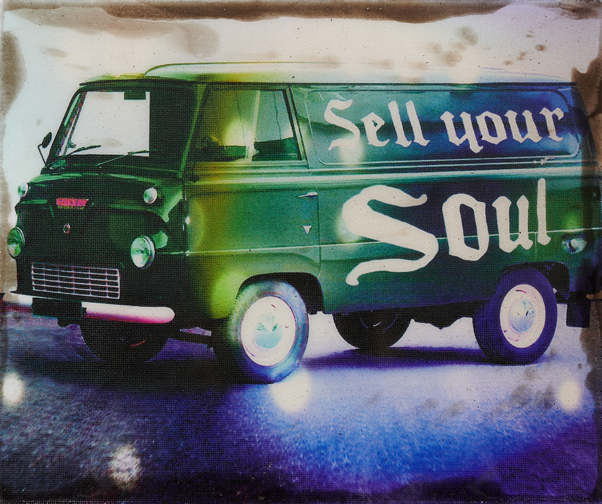 Sell Your Soul - Epoxy - 2019