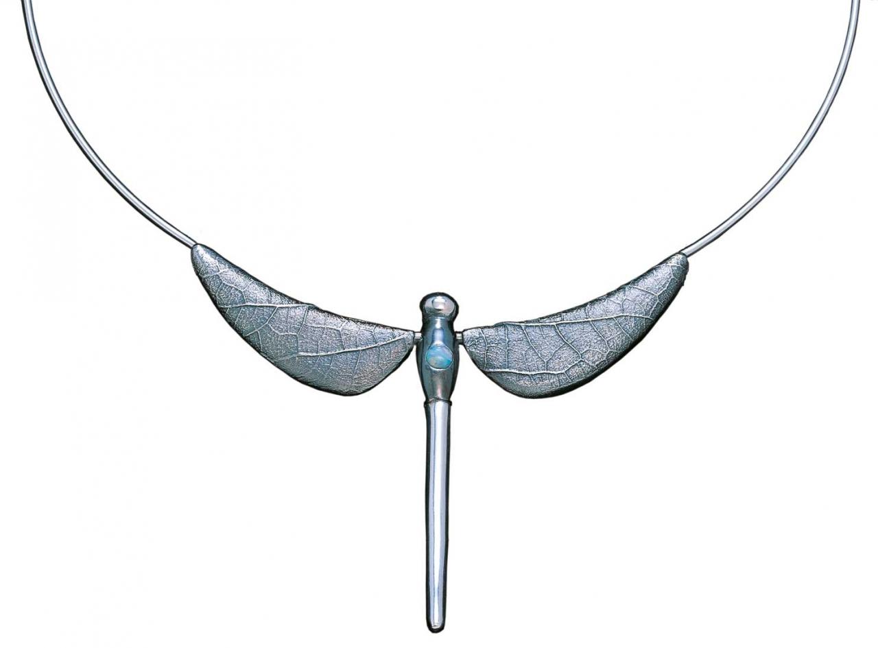 Libellen Collier