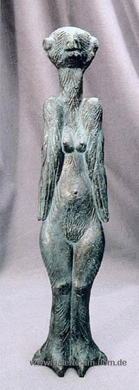 Vogelfrau I